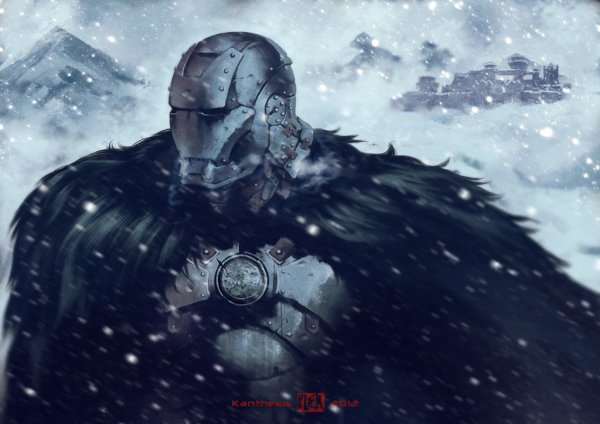 Game of Thrones x Iron Man Mashup: Lord Stark - Fanart, Comics, TV
