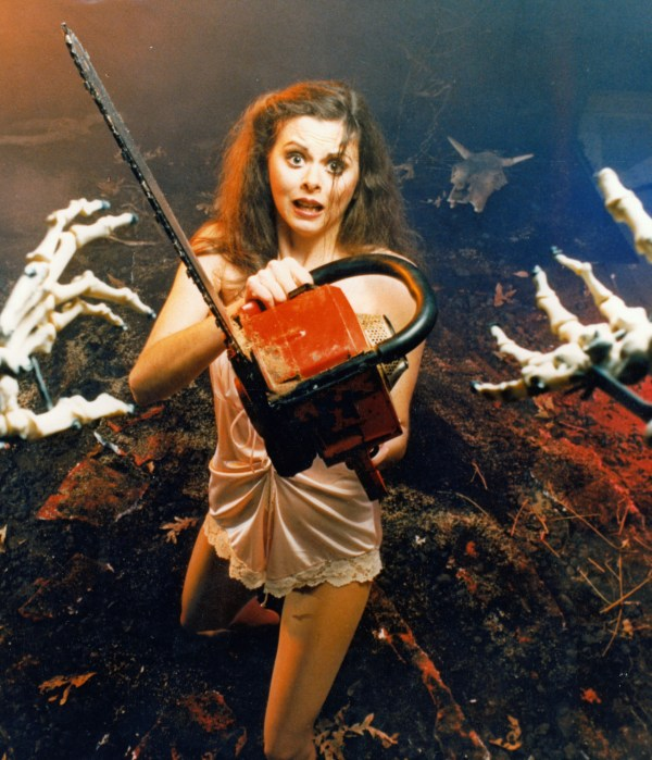 Evil Dead Promotional Photo - Sam Raimi