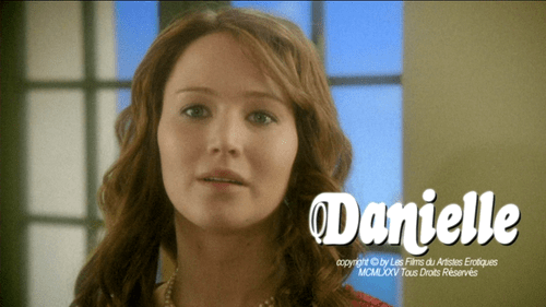 Jennifer Lawrence in Danielle: A Free European Woman - Saturday Night Live