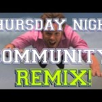 Community Returns Thursday Night [Remix by DJ Steve Porter]
