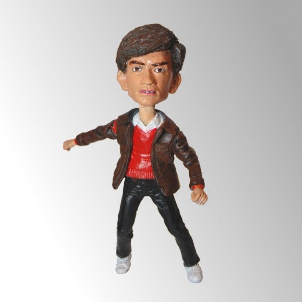 Troy MacGregor from The Final Sacrifice - MST3K Bobble Head