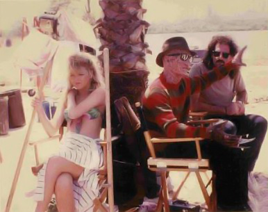 Nightmare on Elm Street behind the scenes photos, lobby cards, posters, promotional pictures (54)