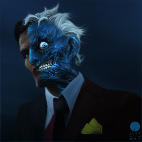 Two-Face: Once Harvey Dent - Batman