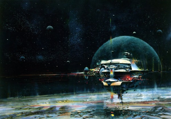 Science Fiction Illustrations by John Berkey - Sci-Fi Space Art (7)
