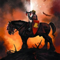 Tyrion Lannister x Frank Frazetta's Death Dealer - Game of Thrones Art - Song of Ice and Fire
