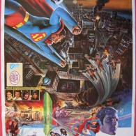 Superman II Thai Movie Poster - Christopher Reeve, General Zod, Ursa, Non, Richard Lester