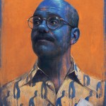 David Cross as Tobias Funke in Arrested Development - Art by Sam Spratt