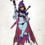 Lady Skeletor by Matthew S. Armstrong - Masters of the Universe Art