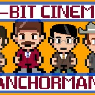 Anchorman Remade as a 16-Bit Role Playing Game