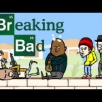 Breaking Bad Retro 2D Side-Scrolling Flash Game