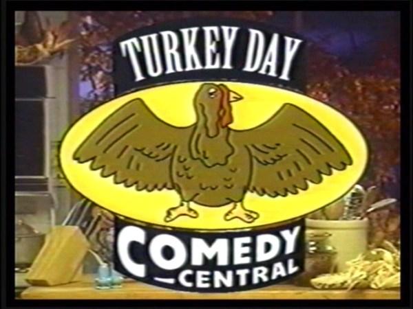 MST3K Turkey Day Logo 1994