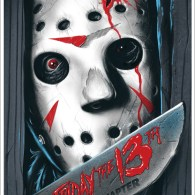 Friday the 13th The Final Chapter Poster by Gary Pullin