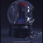 Die Hard Poster: Nakatomi Plaza in a Snow Globe - Alamo Drafthouse
