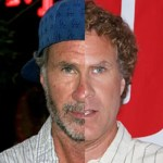 Chad Smith and Will Ferrell look alike