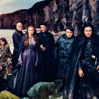 Game of Thrones Vanity Fair Photoshoot - Starks