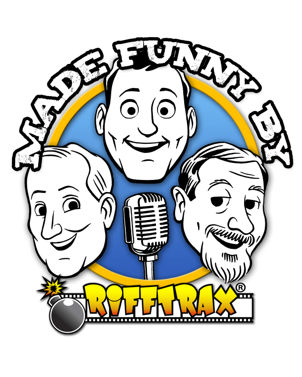 Made Funny By Rifftrax Logo
