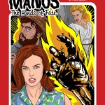 Manos: The Hands of Fate Coloring and Activity Book