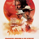 Bone Tomahawk Poster - Kurt Russell, Patrick Wilson, Matthew Fox, Richard Jenkins