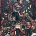 Akira Poster by Alexander Iaccarino - Anime/Manga Fanart