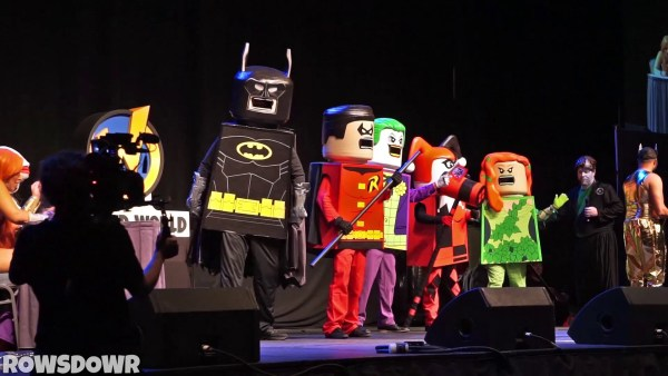 Wizard World Philadelphia Comic Con 2016 Cosplay Costume Contest Video