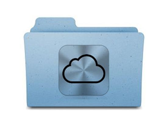 Default folder changes in Mountain Lion
