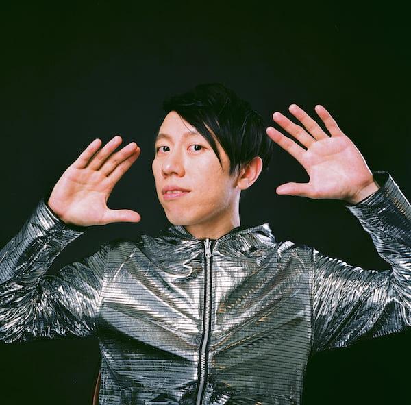 黃建為 創作能量 推出電子舞曲