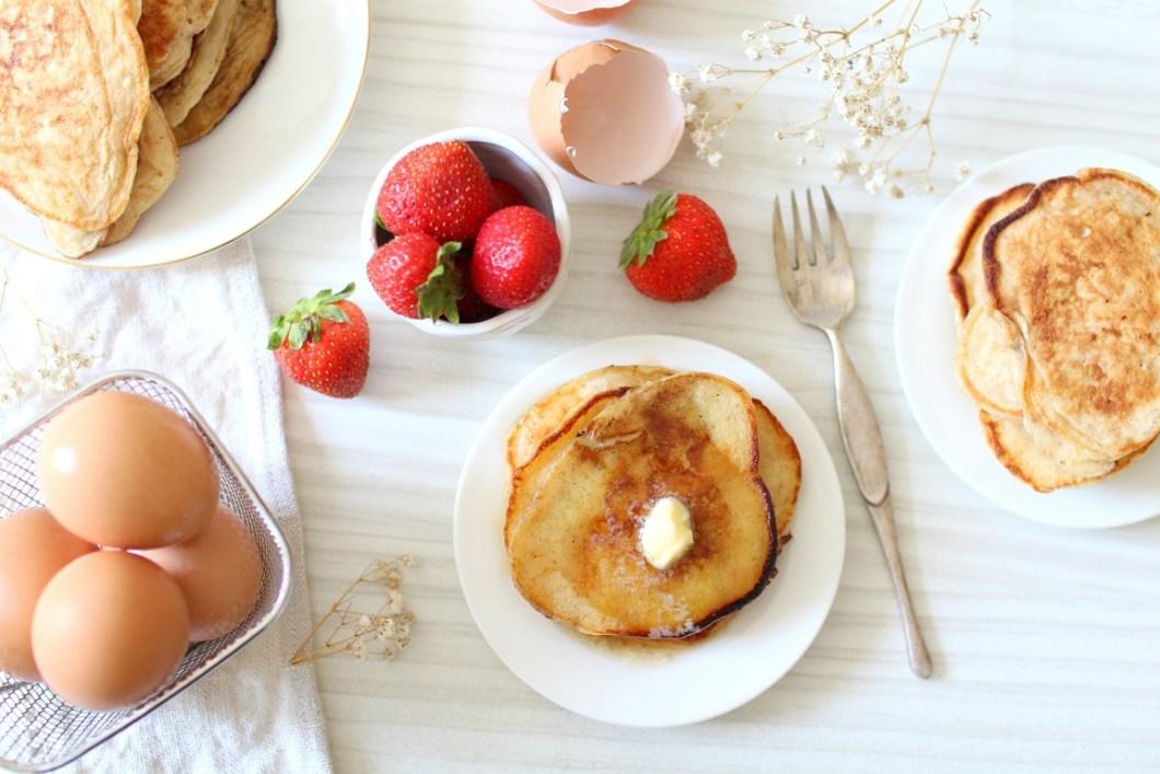 recette facile et rapide pancakes
