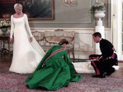 Mette-Marit Wedding Dress 2