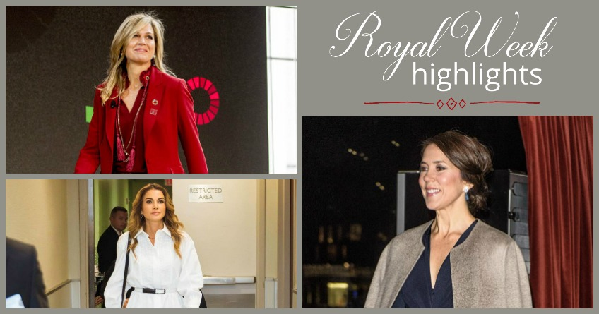 Royal Women Forward Their Agendas in NYC