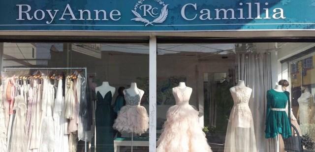 royanne bridal shop manila