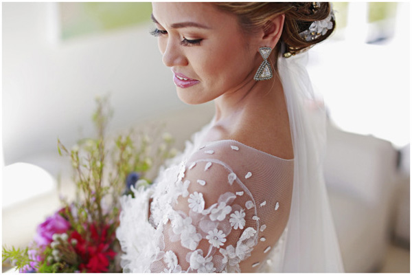 wedding gown and entourage gowns by RoyAnne Camillia Couture