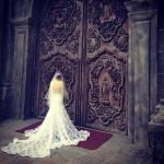 Bridal gown for Joyce - Bridal gown manila by RoyAnne Camillia