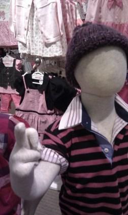 marketing children's clothes