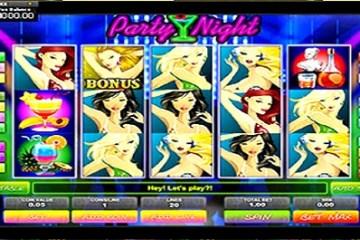 party-night-slot