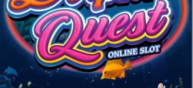 Golden Riviera Casino is splashing out on its new game Dolphin Quest Slot