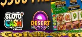 Super Weekend 500 Freeroll at Slotocash and Desert Nights RTG
