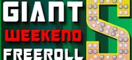 Giant Weekend FREEROLL $1500 at Miami Club