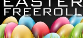 Slotocash is wishing its players Happy Easter with a $1500 FREEROLL