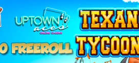 $1000 FREEROLL at Slotocash and Uptown Aces