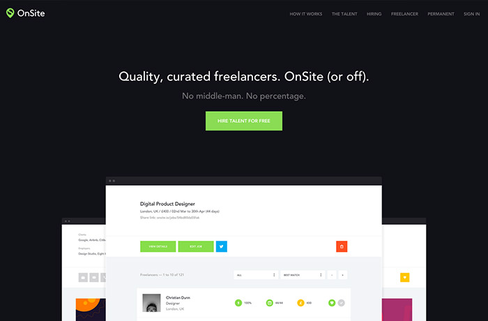 Onsite / Ruang Freelance