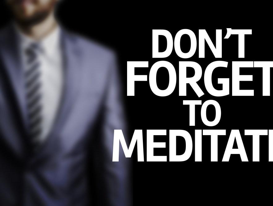 Jangan Lupa Istirahat!