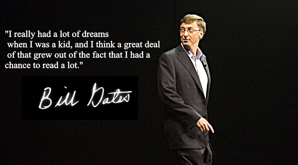 Bill Gates mengajak pengusaha-pengusaha besar lain untuk banyak beramal