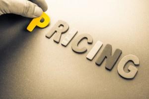 Menentukan tarif per proyek