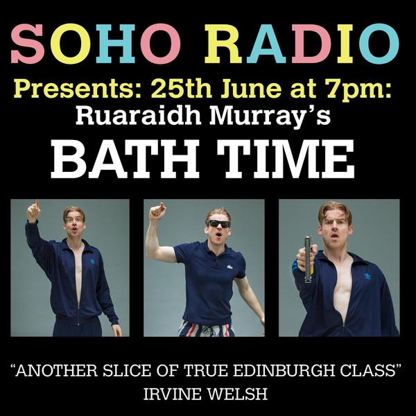 BATH TIME SOHO RADIO