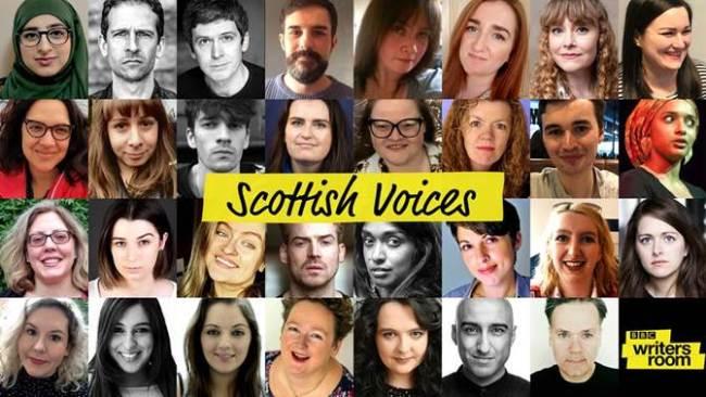 BBC Writersroom Scottish Voices 2020 Ruaraidh Murray