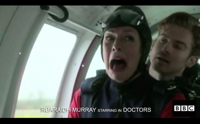 GC RUARAIDH MURRAY STARRING IN DOCTORS