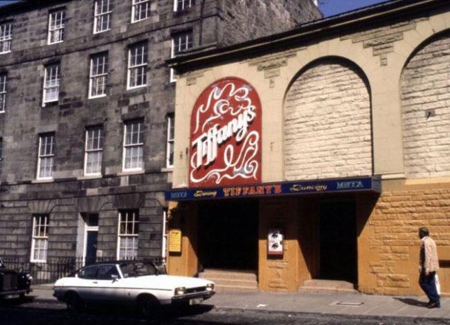 ALLIE - Tiffany's night club Stockbridge