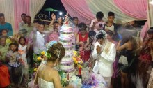 Cambodian Wedding_Prayer