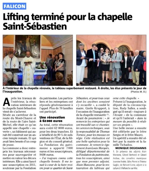 Chapelle Falicon