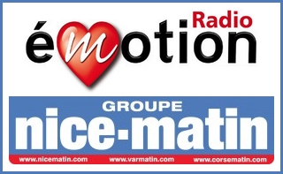 LOGO Radio émotion + NM